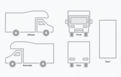 Custom Campervan Hire/Rental Agreement Form